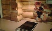 Стеклянный фартук для кухни - foto 5