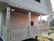 Дома и Бани из бруса строительство под ключ. Борисов - foto 4