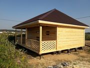 Построим Дом из бруса на любой вкус и бюджет - foto 0