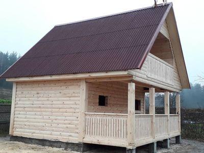 Построим Дом из бруса на любой вкус и бюджет - main
