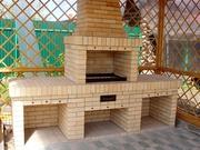 Кладка:Печь,  Камин,  Барбекю в Борисове и районе - foto 2