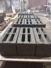 Продам керамзитобетонные блоки 19х40х19